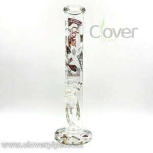 clover glass water pipe