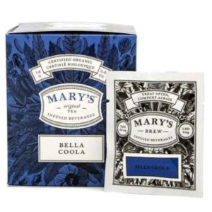 mary's wellness bella coola tea