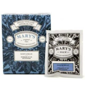 mary's wellness sleep & relax tea