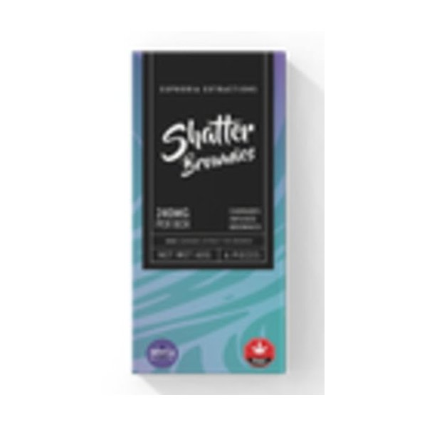 shatter brownies indica