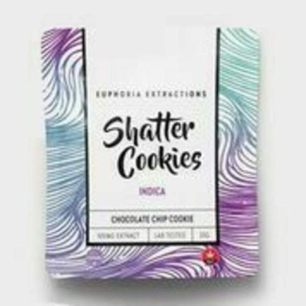 shatter chocolate chip indica