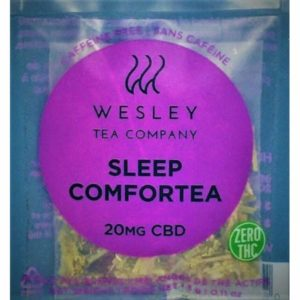 wesley sleep comfortea tea