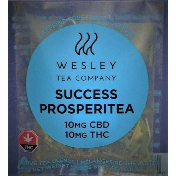 wesley success properitea tea
