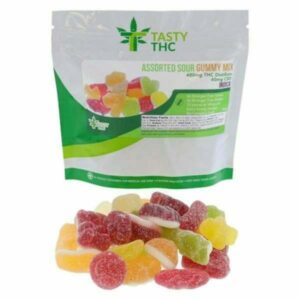 assorted gummy mix