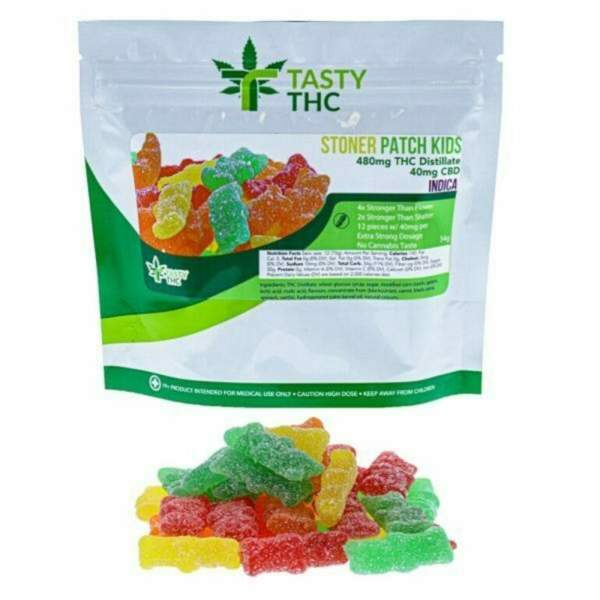 stoner patch kids gummies