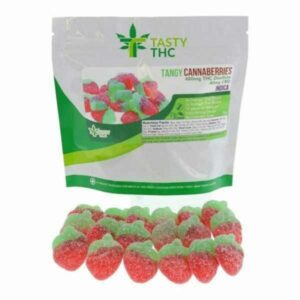tangy cannaberries gummies