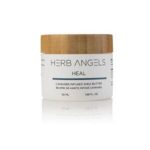 herb angels herb butter heal 50 ml