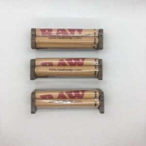 79 mm RAW hemp plastic roller